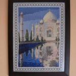 Taj Mahal - obraz